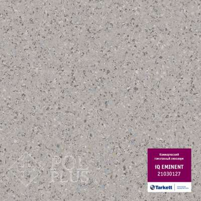 Линолеум Tarkett IQ Eminent 0127 Light Grey