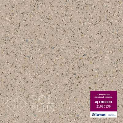 Линолеум Tarkett IQ Eminent 0136 Dark Grey Beige
